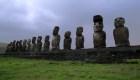 Exigen devolución de un moái a la Isla de Pascua