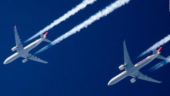 Pelea en pleno vuelo con destino a las Islas Canarias