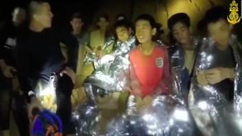 El rescate de los niños tailandeses podría ser relatado por Netflix