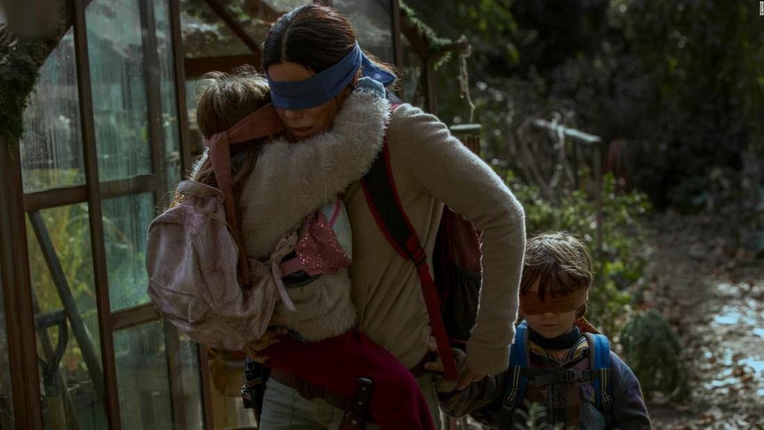 "Netflix modifica ""Bird Box"" tras críticas"