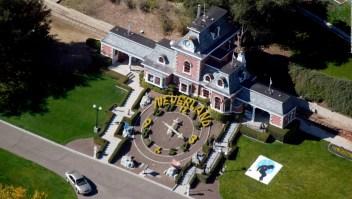 A la venta rancho de Michael Jackson en medio de polémica