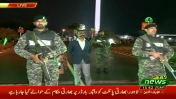 Liberan a piloto capturado por Pakistán