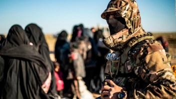 Combatientes de ISIS se aferran a su ideología