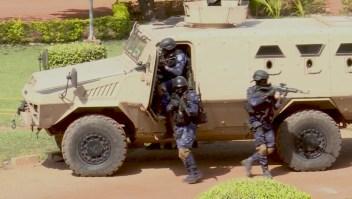 Burkina Faso realiza simulacros a la espera de ISIS