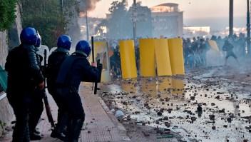 Presidente de Argelia busca reelección en medio de protestas