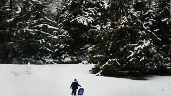 El norte de EE.UU. vuelve a congelarse