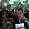Sabemos los riesgos, dice Guaidó a su llegada a Venezuela