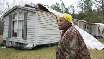 Mortales tornados dejan devastación en Alabama