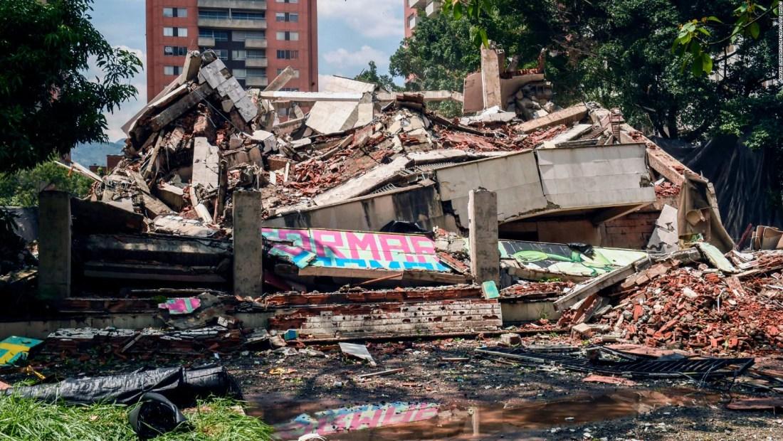 Casa de Pablo Escobar será demolida para construir un monumento