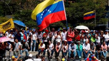 Lo dijo en CNN: la crisis en Venezuela