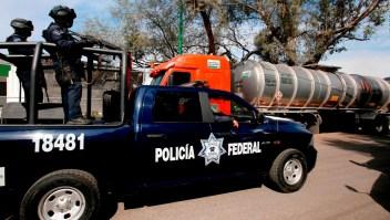 Cártel en Guanajuato bloquea vías que llevan a Celaya y Villagrán