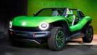 Autos eléctricos todoterreno presentes en Ginebra