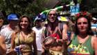 Así se celebra el carnaval en Río de Janeiro