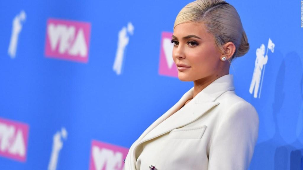 Kylie Jenner es la milmillonaria más joven