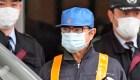 Carlos Ghosn sale de prisión bajo de fianza