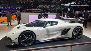 Koenigsegg le apuesta a la velocidad en Ginebra
