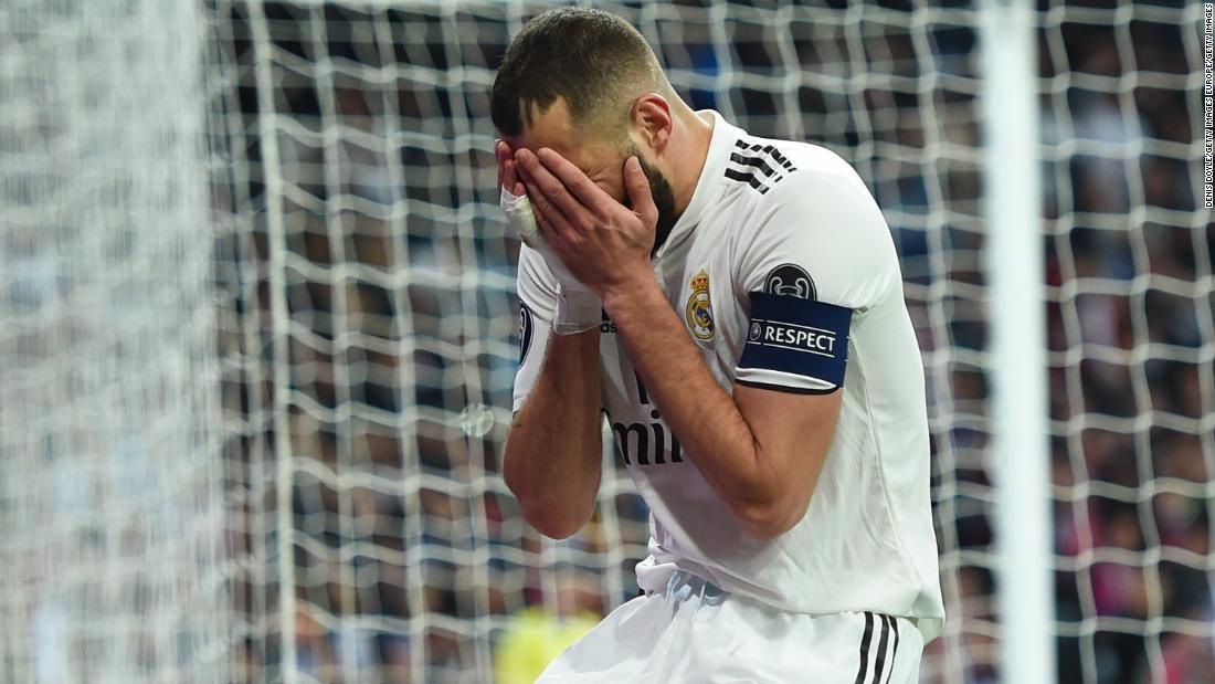 Karim Benzema fue denunciado de supuesto chantaje por Mathieu Valbuena.
