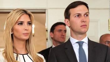 ¿Por qué es polémico que Ivanka Trump y su esposo tengan acceso a información clasificada?