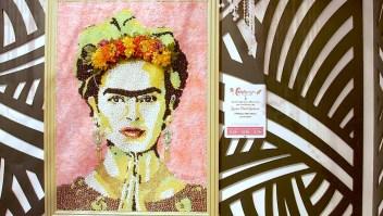 ¿Una Frida Kahlo de azúcar? Es posible acá