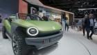 ID Buggy, el nuevo prototipo eléctrico para playa de VW