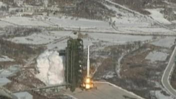 ¿Está Corea del Norte reconstruyendo estación de misiles?
