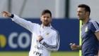 Messi vuelve a la selección argentina, pero ¿jugará pronto?