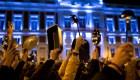 Huelga por la igualdad de género en España