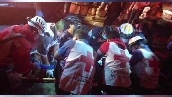 Migrantes centroamericanos mueren en accidente vial