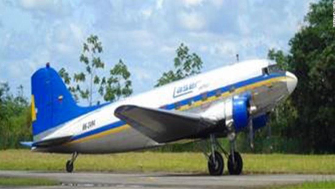 Una catástrofe aérea deja 14 fallecidos