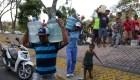Los venezolanos sufren por culpa del apagón
