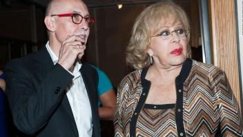 Silvia Pinal se encuentra hospitalizada