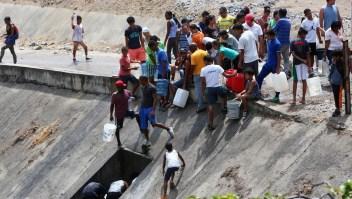 ¿Aguas negras para paliar la escasez en Venezuela?