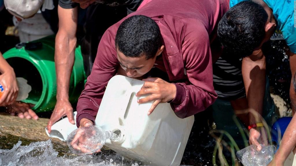 Graves consecuencias ocasiona el apagón en Venezuela