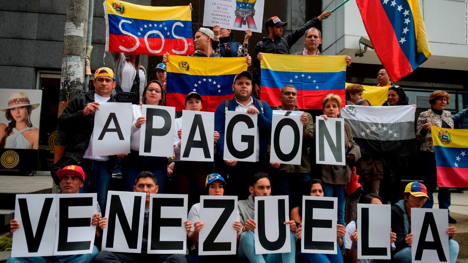 Venezuela ¿Qué sucede con el apagón?