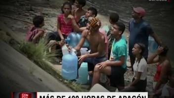 ¿Cómo se vive el corte de luz en Venezuela?