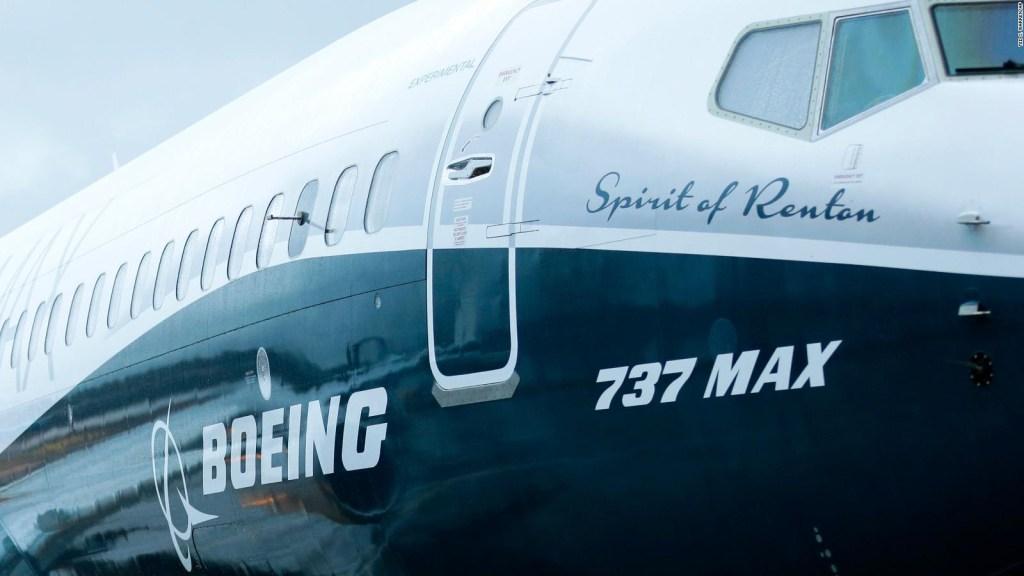 Hong Kong veta temporalmente el uso de los Boeing 737 MAX 8