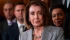 El enfoque de Nancy Pelosi sobre un probable juicio político a Trump