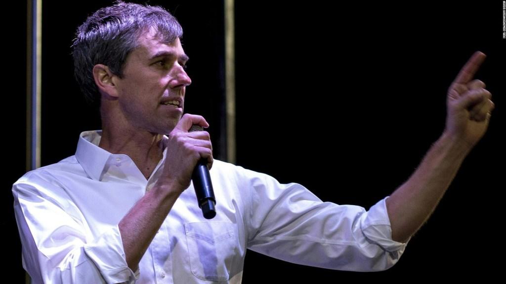 Este fue el ascenso del excongresista Beto O'Rourke al escenario nacional