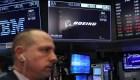 Acciones de Boeing pierden US$27.000 millones en valor de mercado