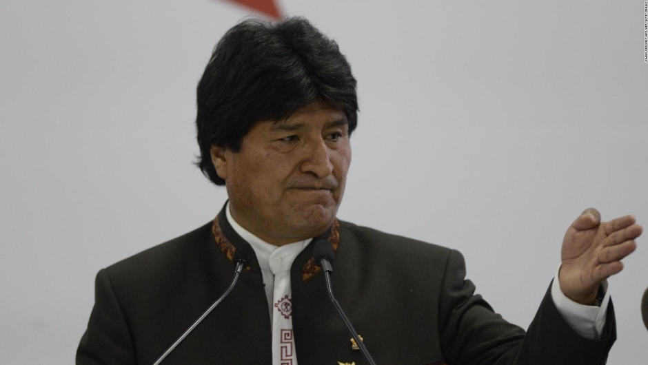 Pros y contras para la reelección del presidente de Bolivia, Evo Morales