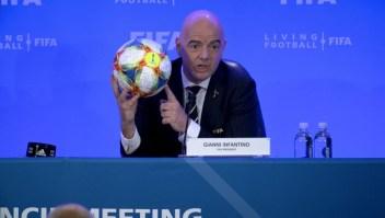 El Mundial de Clubes sustituirá a la Copa Confederaciones