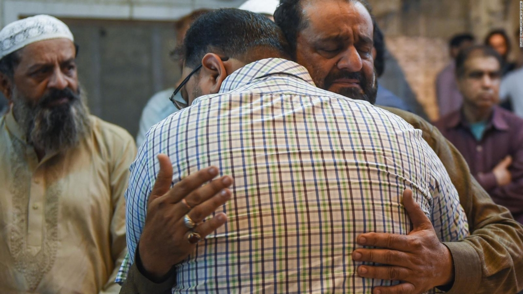 Nueva Zelandia llora los muertos del atentado