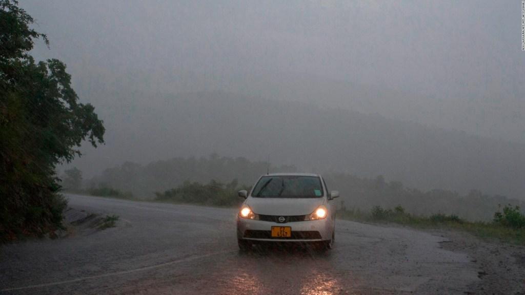 Fuerte ciclón azota varios países de África