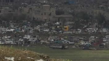 ISIS resiste entre civiles