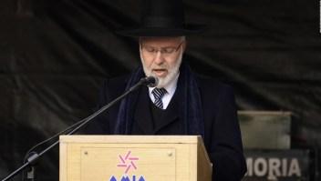 ¿Fue un ataque antisemita el robo al rabino Gabriel Davidovich?