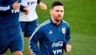 El nuevo papel de Messi en la selección de Scaloni