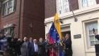 Ayudantes de Guaidó toman tres sedes diplomáticas en EE.UU.