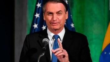 Bolsonaro quiere sellar una nueva alianza con Estados Unidos