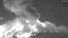 Explosiones, llamas y piedras: Así rugió el volcán Popocatépetl