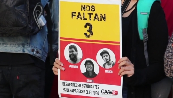 Se cumple un año de la desaparición de jóvenes cineastas